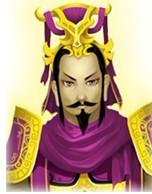 龙将橙色武将-刘备